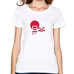 Nice Japanese Characters Woment Shirt