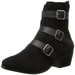 Kelsi Dagger Women'S Dana Boot, Black, 7.5 M Us