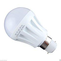 How Nice B22 Bayonet Cap 5W Led Smd Globe Bulbs Warm White Light Energy Saving Lamp -Pack Of 6