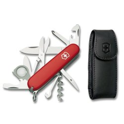 Victorinox Swiss Army Explorer With Free Pouch