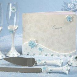 Winter Wonderland Wedding Set.