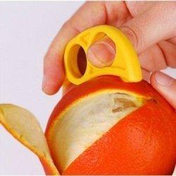 Citrus Orange Peeler - Ezpeel Brand Lemon Lime Tool