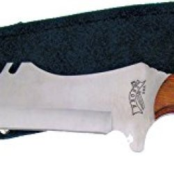 "Frost Cutlery Pioneer 15"" Fixed Blade 18-307Pw"