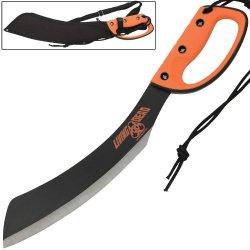 Living Dead Hazard Jungle Tribesman Parang Machete Knife Sword