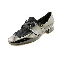 Kelsi Dagger Sarah Womens Size 7.5 Black Oxfords Shoes