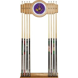 East Carolina University Wood & Mirror Wall Cue Rack East Carolina University Wood & Mirror Wall Cu
