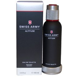 Swiss Army Altitude By Swiss Army For Men. Eau De Toilette Spray 3.4 Ounces