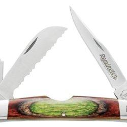Lam Wood - Waterfowl Pocket Folding Knife
