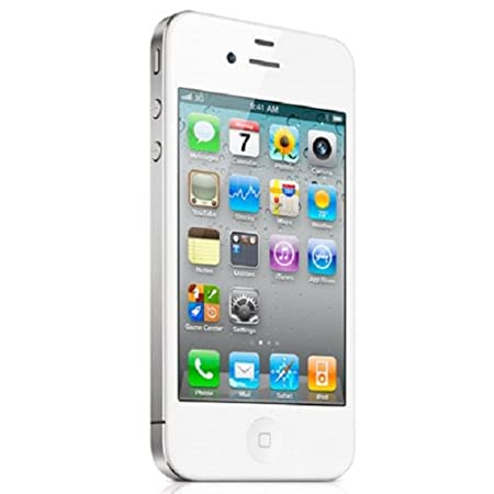 Apple's iPhone 4 adds a gorgeous screen, terrific camera and faster processor to add to Apple's awesome app experience. This slim, powerful iPhone 4 MD200LL/A features a high-quality 5.0-megapixel digital camera with built-in LED flash, HD video with...