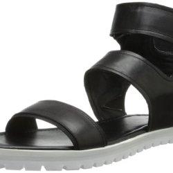 Kelsi Dagger Women'S Supreme Gladiator Sandal,Black,9 M Us