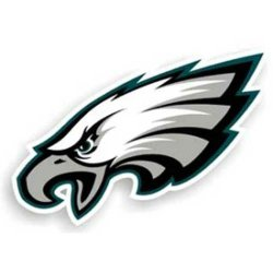 Philadelphia Eagles Nfl 12 Car Magnet'' Philadelphia Eagles Nfl 12 Car Magnet''