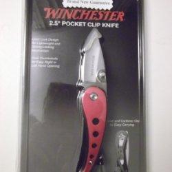 Winchester Pocket Clip Knife