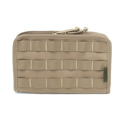 Warrior Assault Systems Gen1 Command Panel With Fold Out Map Sleeve, Coyote Tan