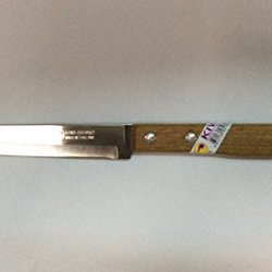High Quality Chef Knife With Wood Handle (Set 3).