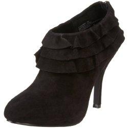 Kelsi Dagger Women'S Dorothy Ankle Boot,Black,8.5 M Us