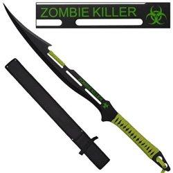 Sale Apocalyptic Zombie Killer Sword & Scabbard Tr0102Zb