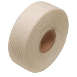 Hyde Tools 09065 2-Inch By 300-Foot Self-Adhesive Fiberglass Joint Tape