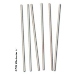 12 Inch Wooden Dowl Rods - 12Pk