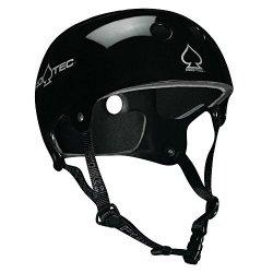 Protec Old School Wake Helmet Closeout - Black Small