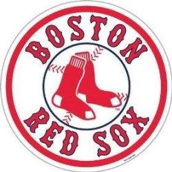 Fmd68702 - Car Magnet - Mlb Baseball - Boston Red Sox