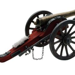 Mini Civil War Cannon
