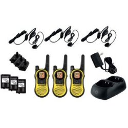 Motorola Mh230Tpr 23 Mile 3 Radio Value Pack