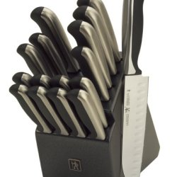 J.A. Henckels International Everedge Plus 17-Piece Knife Set With Block