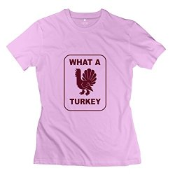 Aopo What Turkey T Shirts For Girls