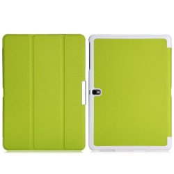 Wawo Samsung Galaxy Tab Pro 10.1 Inch Tablet Smart Cover Fold Case - Green