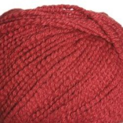 Crystal Palace - Cotton Twirl Knitting Yarn - Ketchup (# 2906)