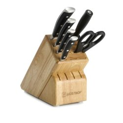 Wusthof Classic Ikon - 7 Pc. Knife Block Set