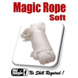 Soft Rope Small (33 Feet) By Mr. Magic