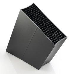 Eva Solo Angled Aluminum Knife Stand, Anodized Black