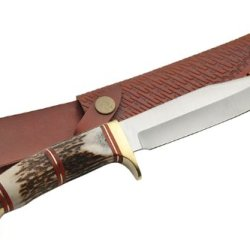 Szco Supplies Steel Wolf Hunting Knife