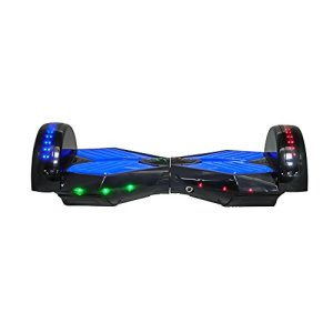 ABS-shell-of-8-inch-size-hoverboard-blue-color-with-running-light