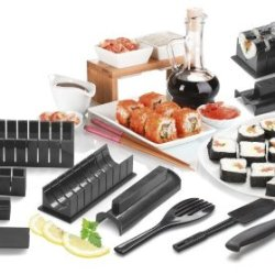 Sushi Making Set The Ultimate Sushi Roll Maker By Bradex