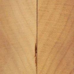 "Chestnut (2 Pc) Knife Scales 3/8""X1 1/2""X5"" 002"