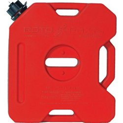 Rotopax Rx-1.75G Gasoline Pack 1.75Gal 15X14X4 (Rx-1.75G)