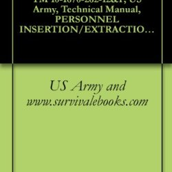 Tm 10-1670-262-12&P, Us Army, Technical Manual, Personnel Insertion/Extraction Systems For Stabo, (Nsn 1670-00-168-5952, Nsn 1670-00-168-6064, Nsn 1670-00-168-6063), ... Device, (Nsn 1670-00-999-3544), 1992