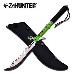 Zombie Z Hunter Machete/ Sword Zb100