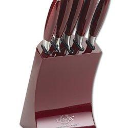 Lenox L-22645 6-Piece Cutlery Set, Ruby