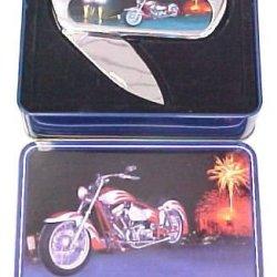 Sale Motorcycle In Metal Box
