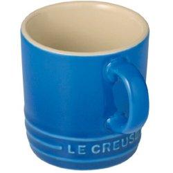 Le Creuset Stoneware Petite Espresso Mug, 3.5-Ounce, Marseille