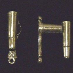 Silver Bullet Sword Wall Hanger (#Sh13)