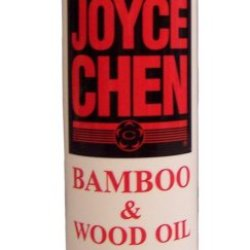 Joyce Chen 34-4400, Bamboo Wood Oil, 8 Ounces