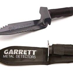 Garrett Edge Digger With Sheath For Belt Mount