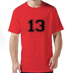 Generic Varsity Number Men Tee-Shirts