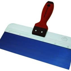 Marshalltown The Premier Line 3514D 14-Inch Blue Steel Taping Knife With Durasoft Handle