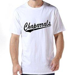 Vintage Chaparrals Men T Shirt