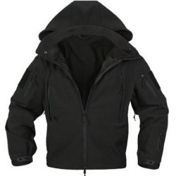 Rothco Special Ops Softshell Jkt - Black